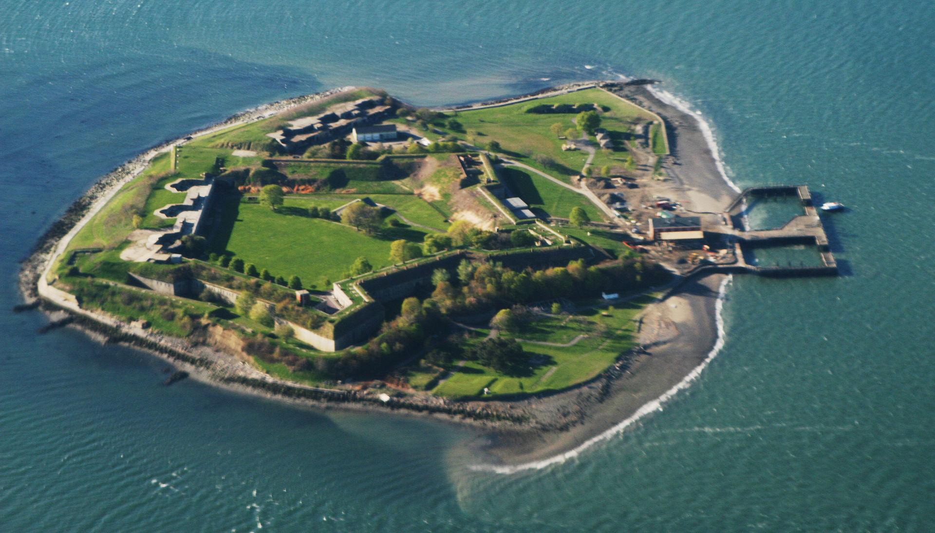 Fort Warren_Boston Harbor