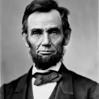 Abe Lincoln Named  a Town for Himself and Christened it with Watermelons