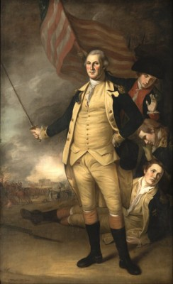 george washington_peale