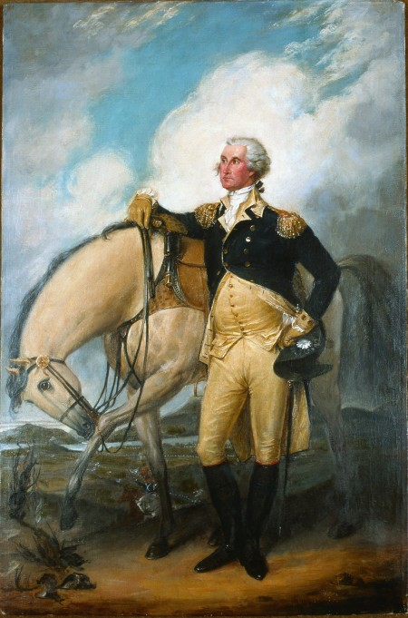 george washington_trumbull